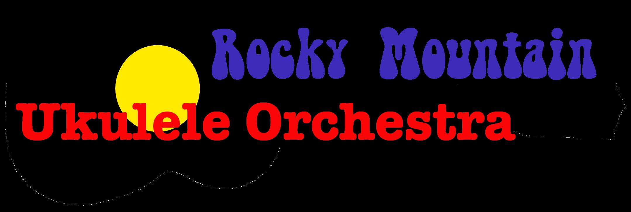 Rocky Mountain Ukulele Orchestra